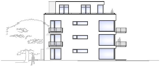 the munich architects projection aichach i leben auf der insel. Black Bedroom Furniture Sets. Home Design Ideas